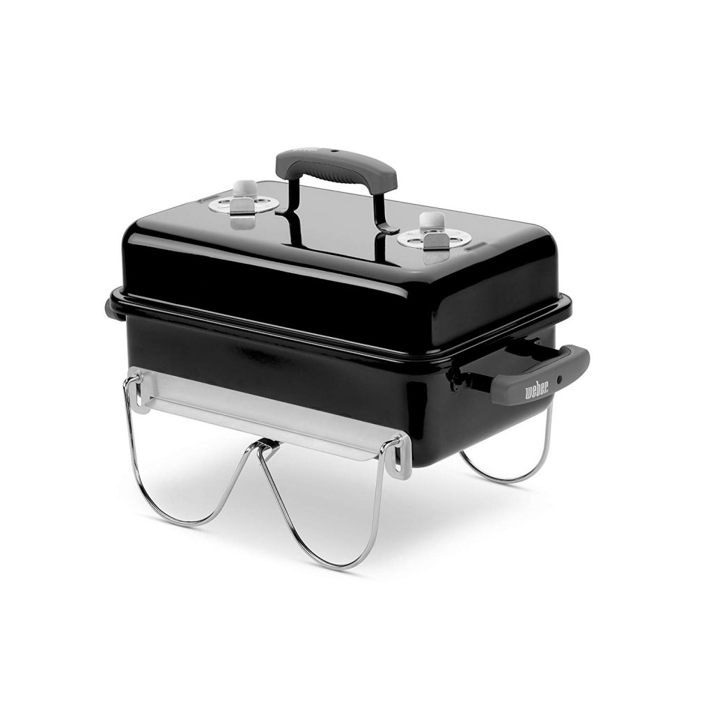 2. Weber Go-Anywhere Charcoal Grill