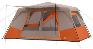 Ozark Trail Instant Tent Amazon Review