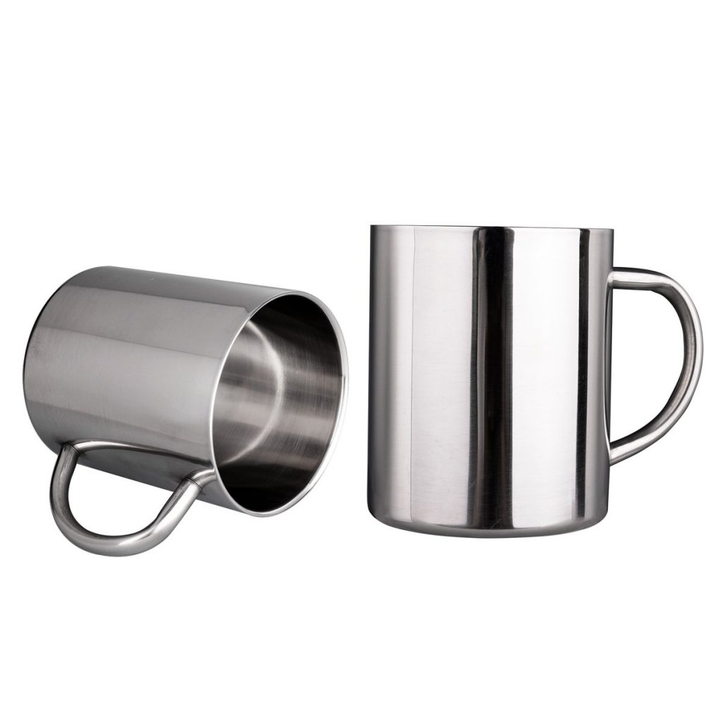 8. IMEEA Stainless Steel Coffee Mugs