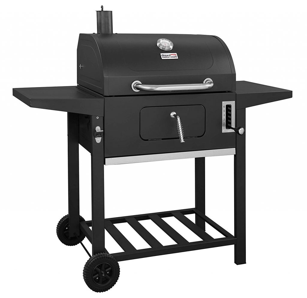 8. Royal Gourmet Charcoal Grill