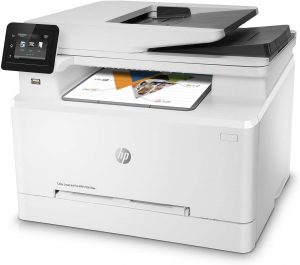 HP Laserjet Pro M281cdw Wireless Color Printer Amazon Review