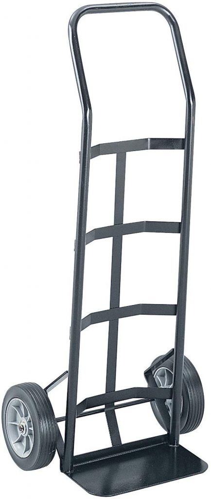 7. Safco Products Handle Hand Truck
