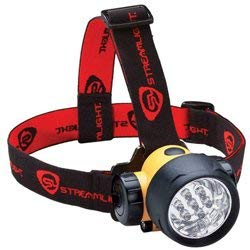 10. Streamlight 61052 Septor LED Headlamp
