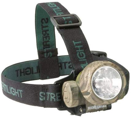 2. Streamlight 61070 BuckMasters Trident Headlamp