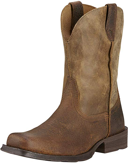 1. Ariat Men's Rambler Western Boot