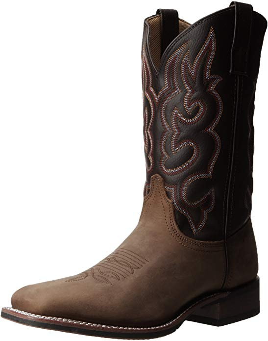 9. Laredo Men's Lodi Western Boot