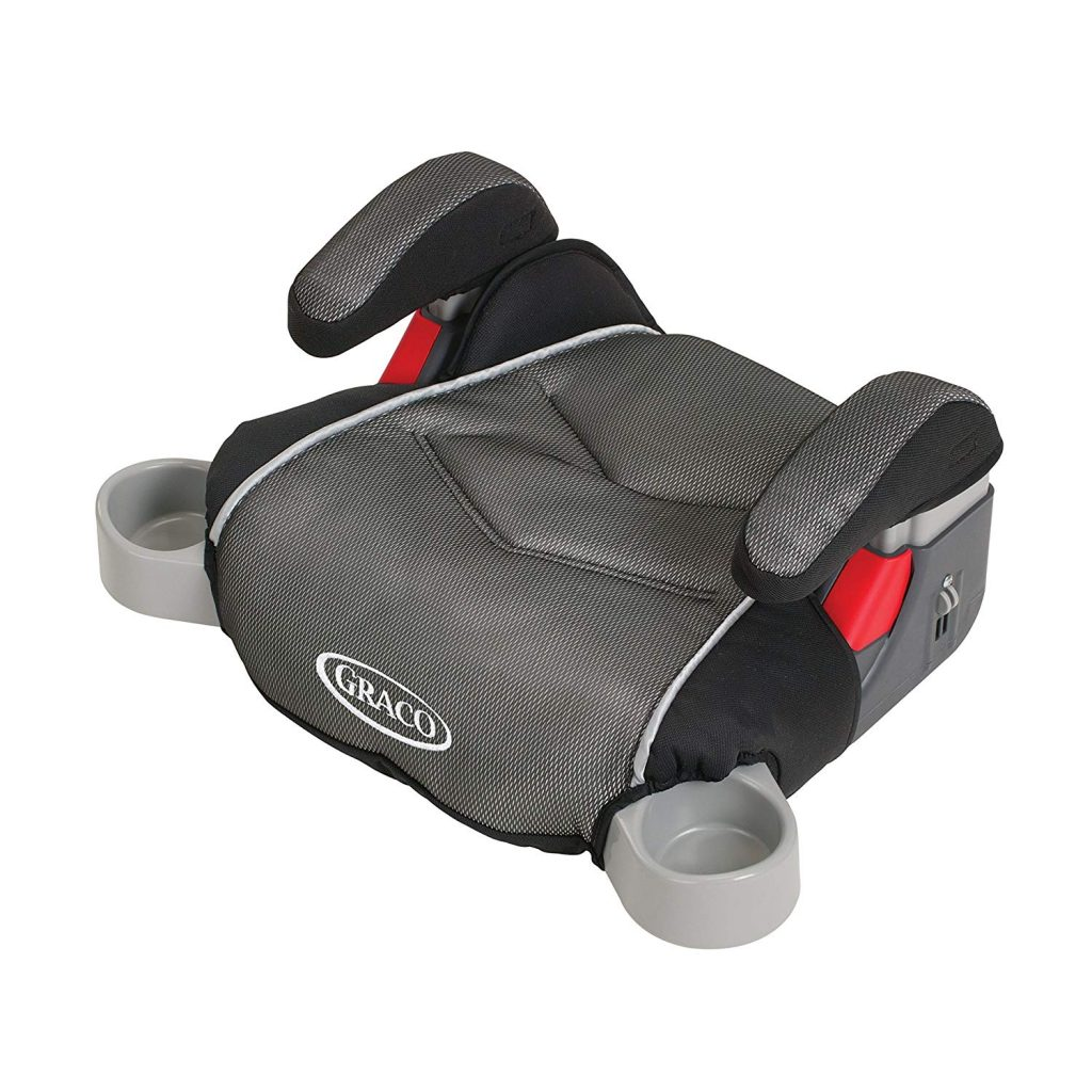 2. Graco TurboBooster Backless Galaxy Car Seat