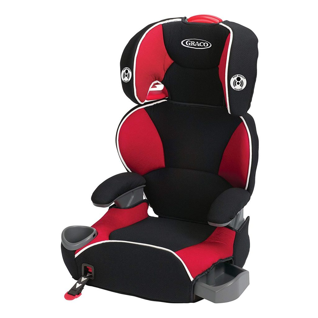 9. Graco Affix Seat Youth Booster