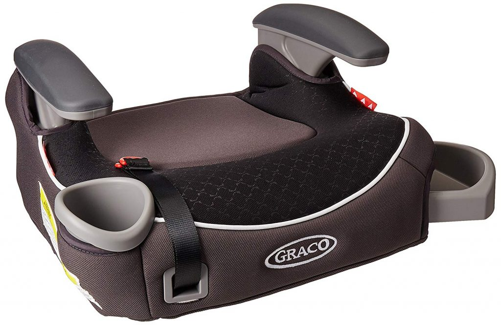 10. Graco Affix Backless Booster