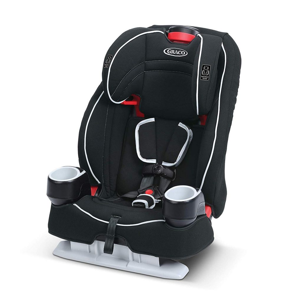 5. Graco Atlas 65 2-in-1 Harness Booster Seat