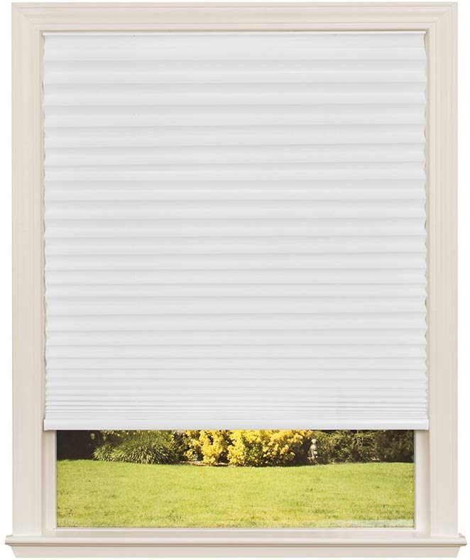 4. Easy Lift Cordless Blinds by Redi Shade
