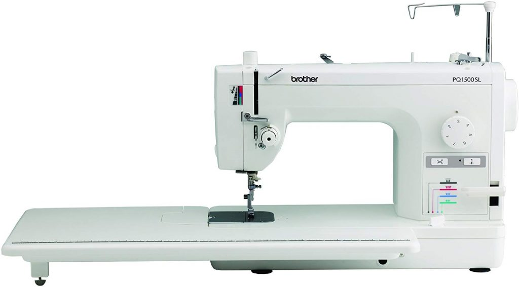7. Brother Quilting and Sewing Machine