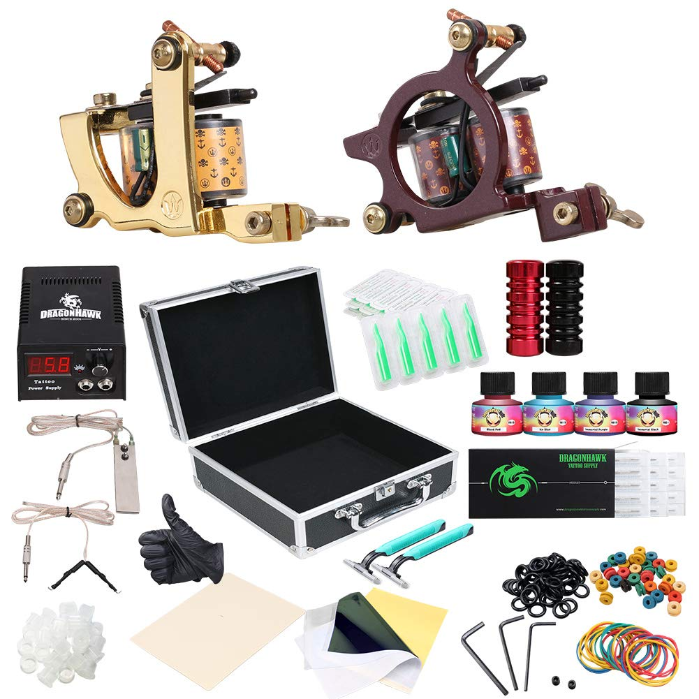 2. Dragonhawk Complete Tattoo Kit