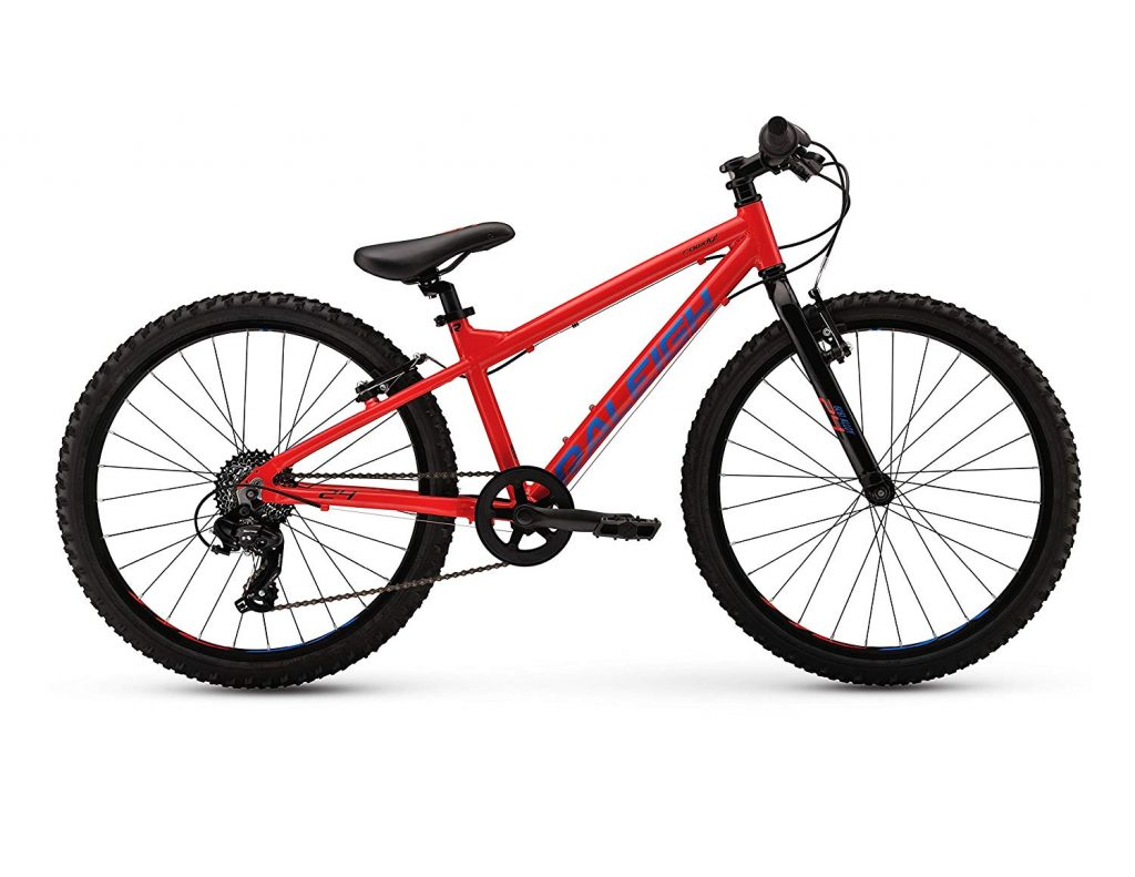 4. Raleigh Rowdy Complete Mountain Bike
