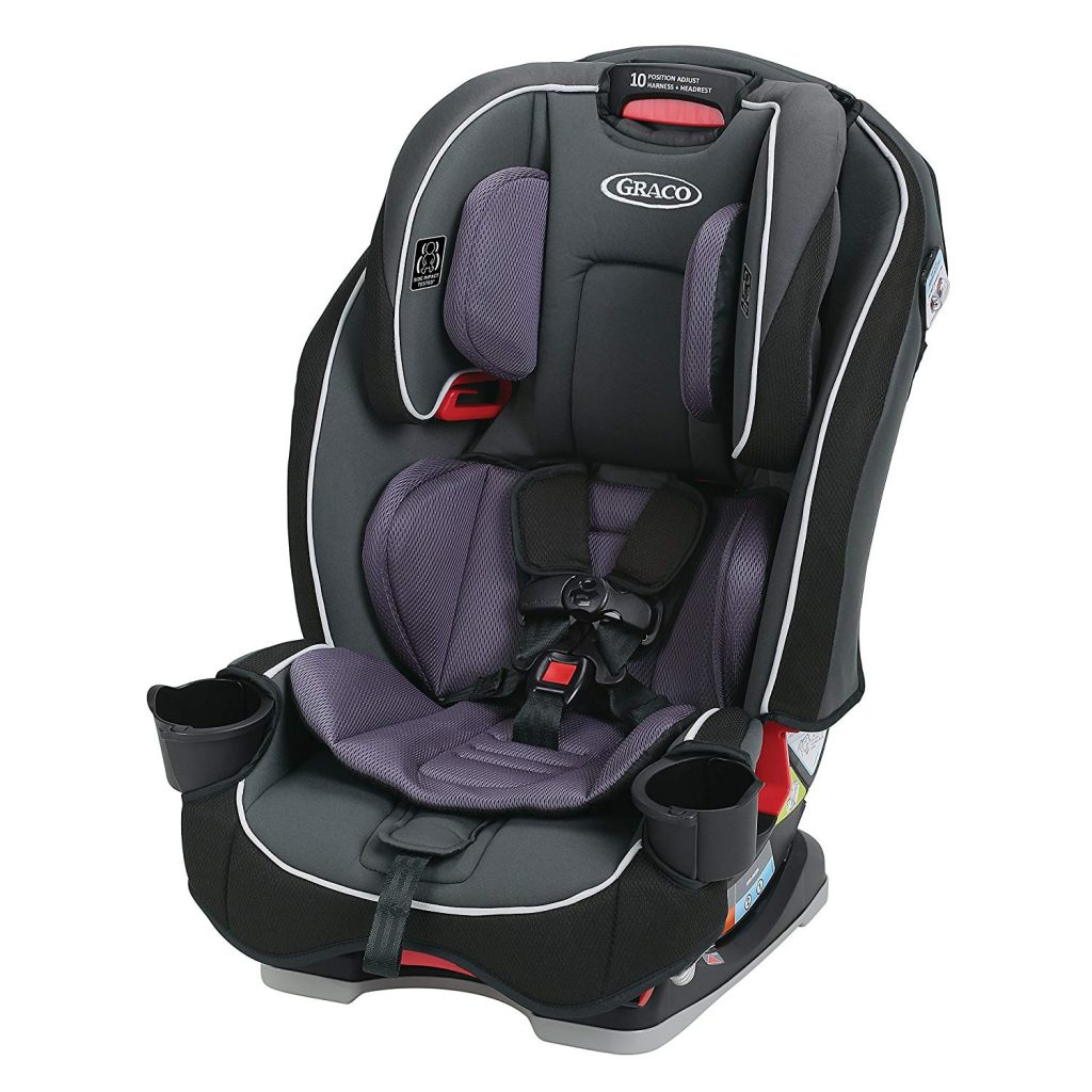 6. Graco SlimFit 3-in-1 Convertible