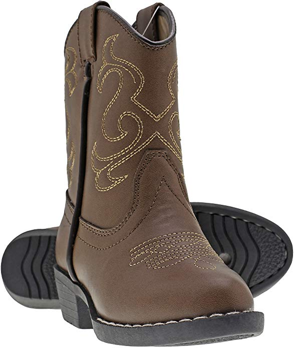 7. Canyon Trails Cowboy Pointed Toe