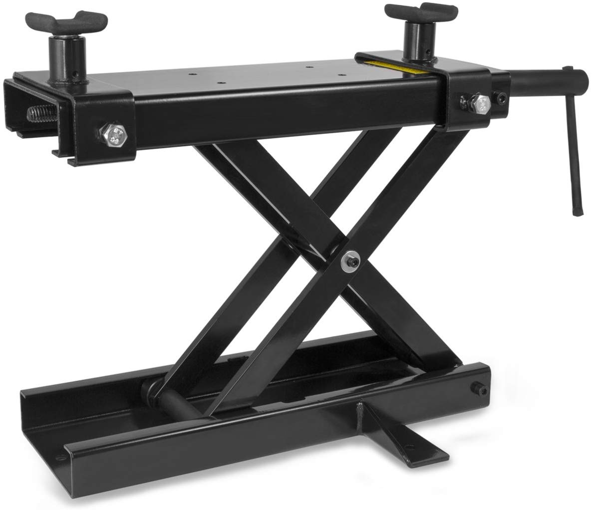 7. Motorcycle Scissor Center Jack Lift Stand by STKUSA