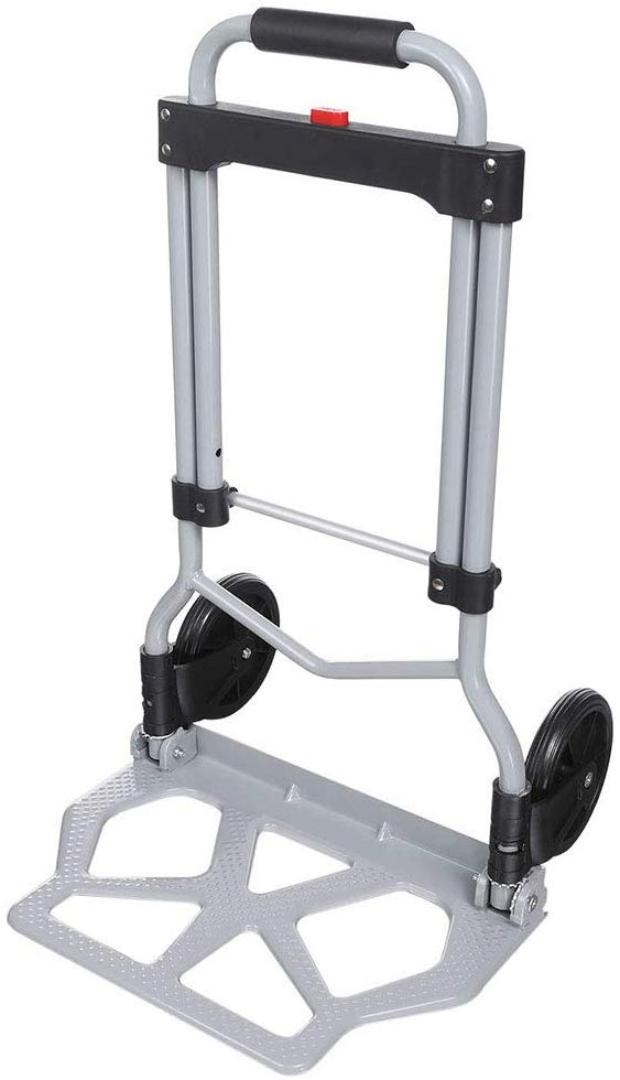 9. Rendio Folding Hand Truck Luggage Cart