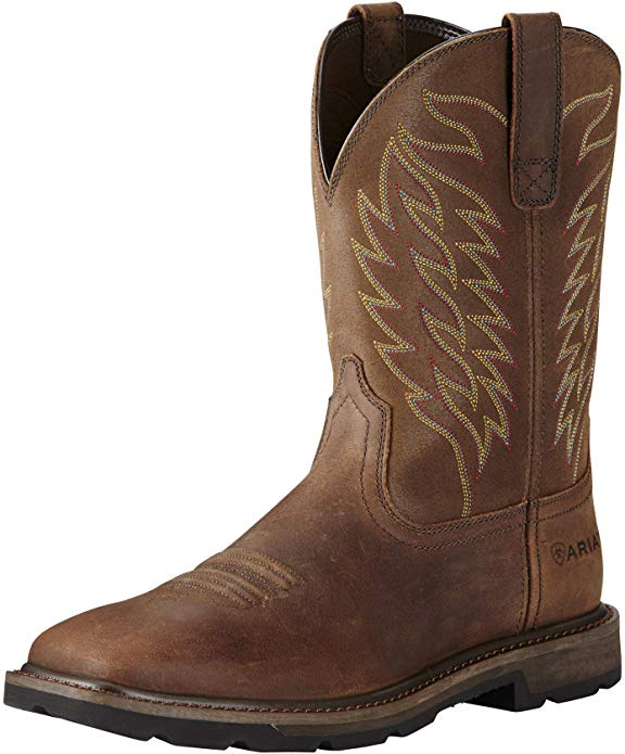 5. Ariat Work Men's Groundbreaker Work Boot