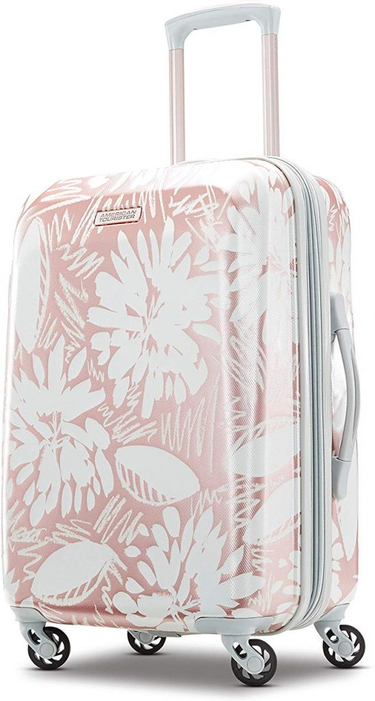 3. American Tourister Moonlight Luggage Set