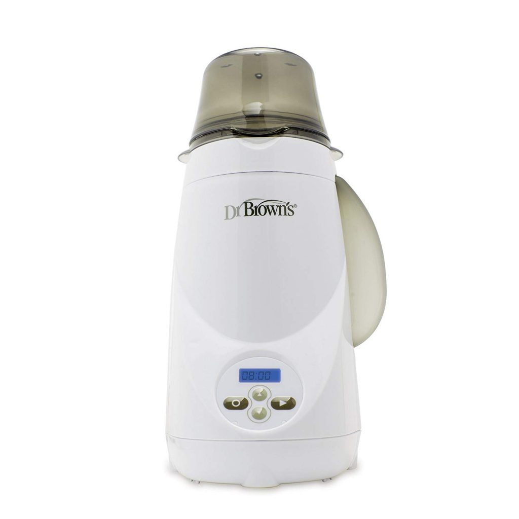 1. Dr. Brown's Baby Bottle Warmer