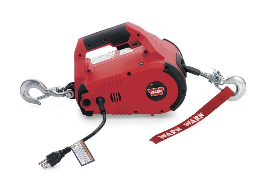 1. WARN Corded Winch