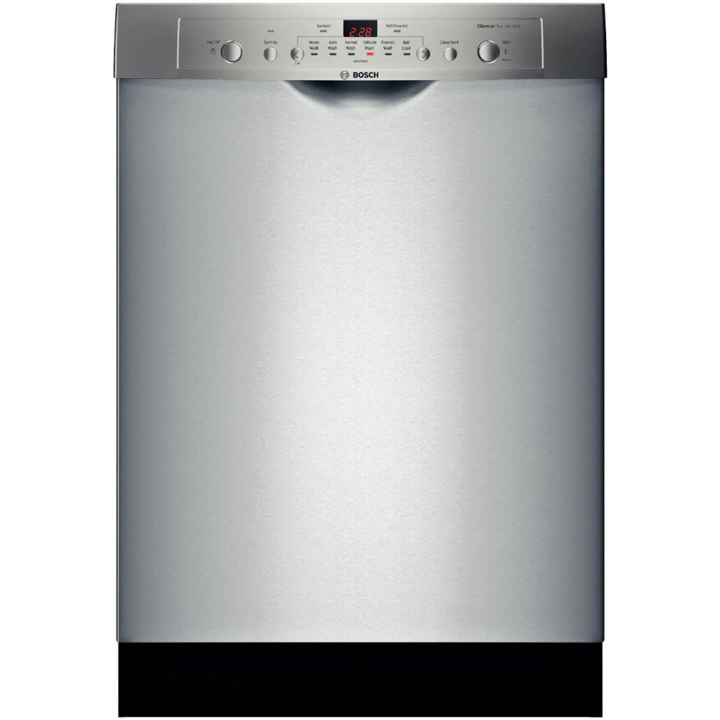 9. Bosch Ascenta series dishwasher