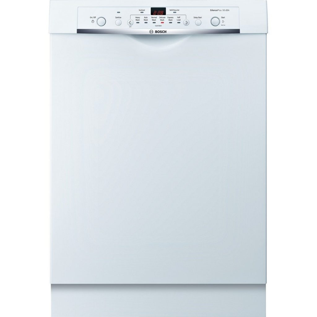 7. Bosch full control dishwasher machine