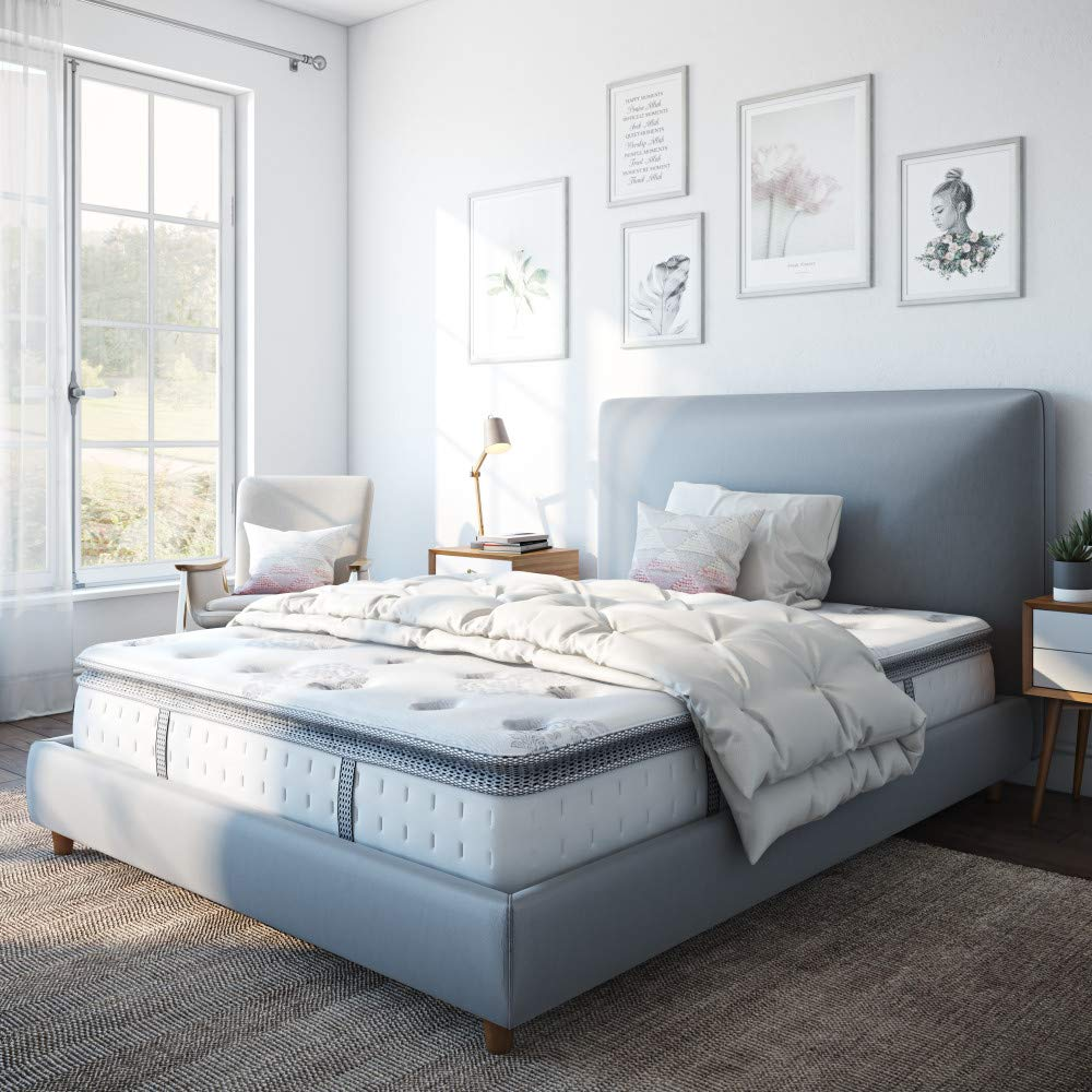 5. Classic Brands Mercer gel foam mattress: