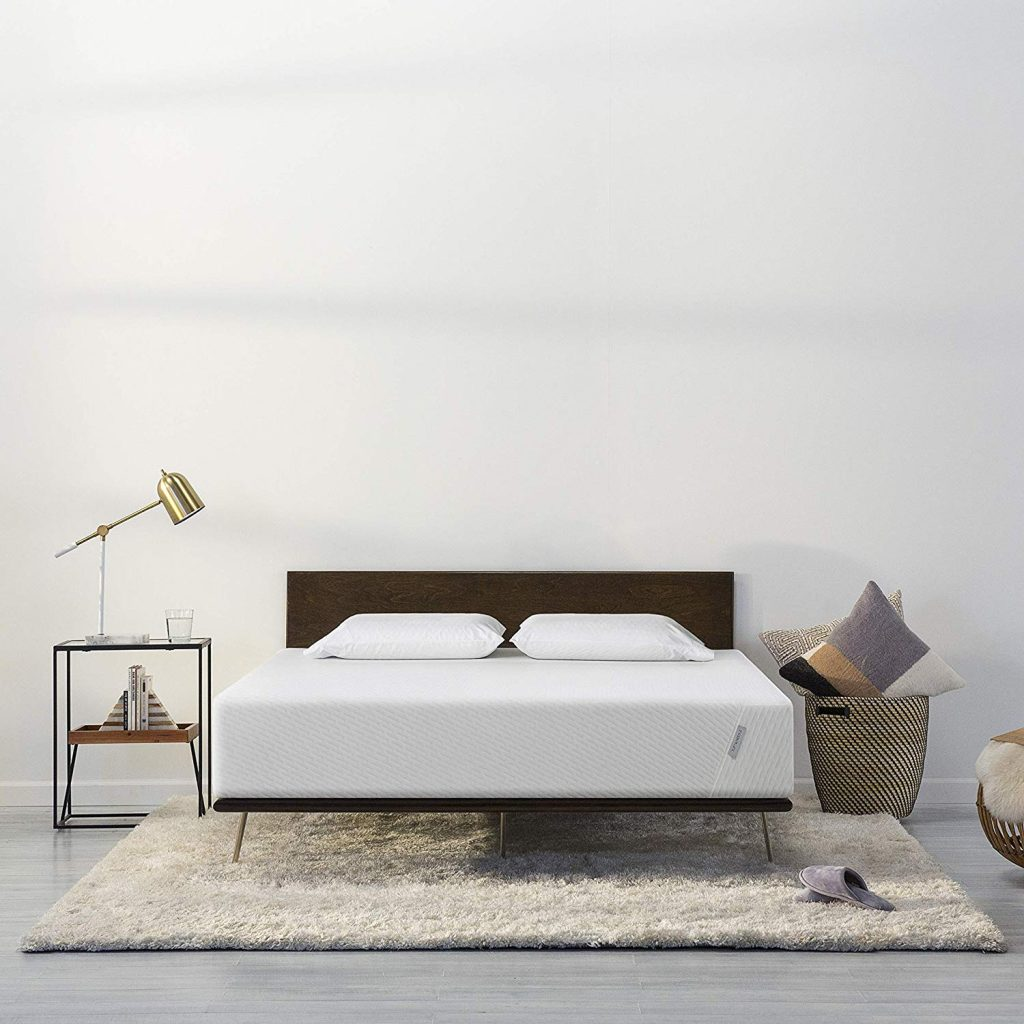 2. T & N adaptive foam mattress: