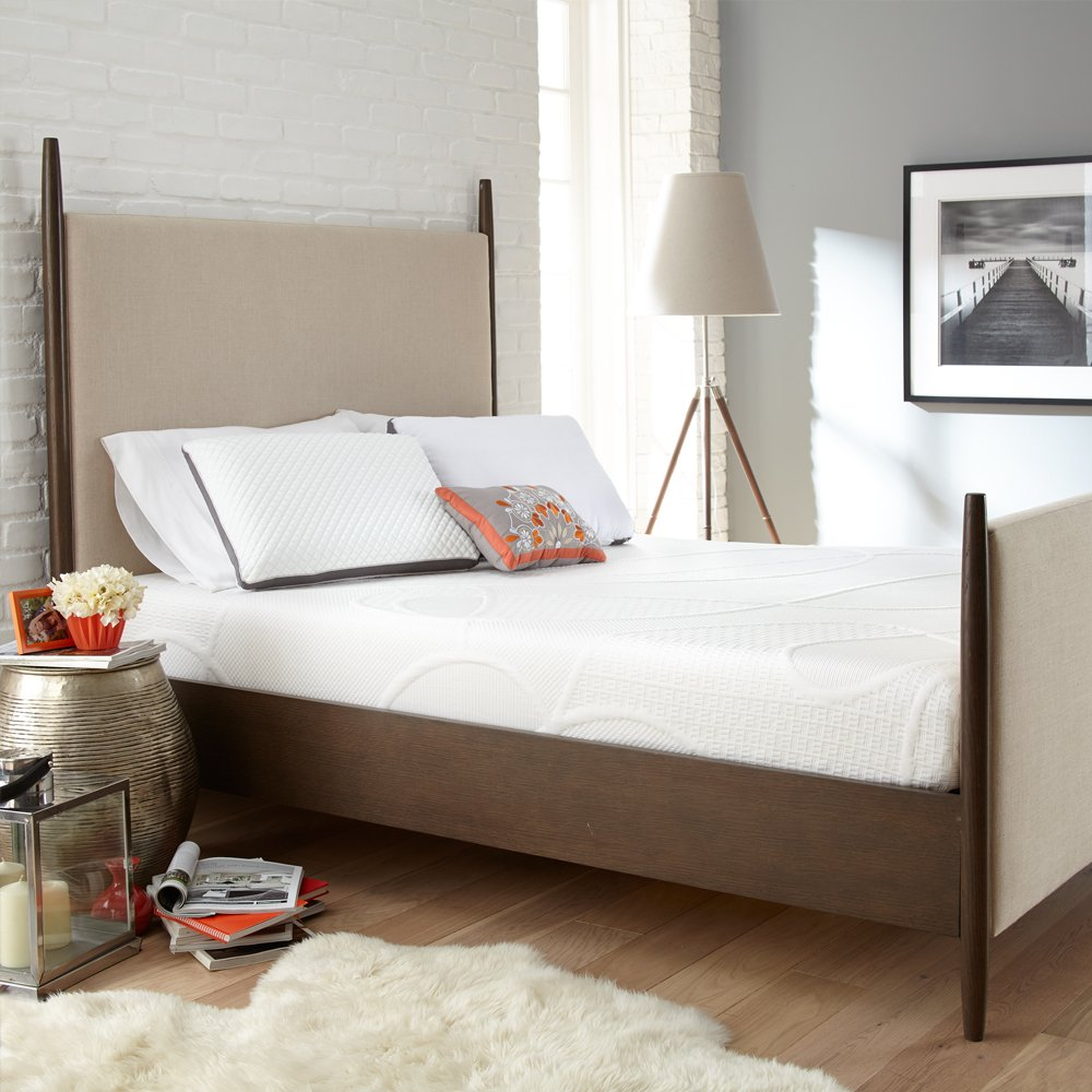 9. Perfect Cloud 8-inches Supreme memory foam mattress: