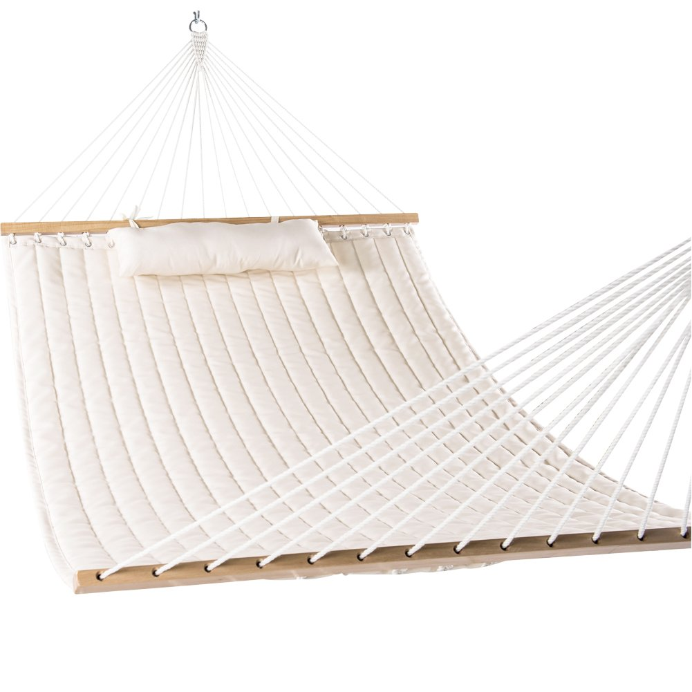 5. Lazy Daze Hammocks Double Quilted