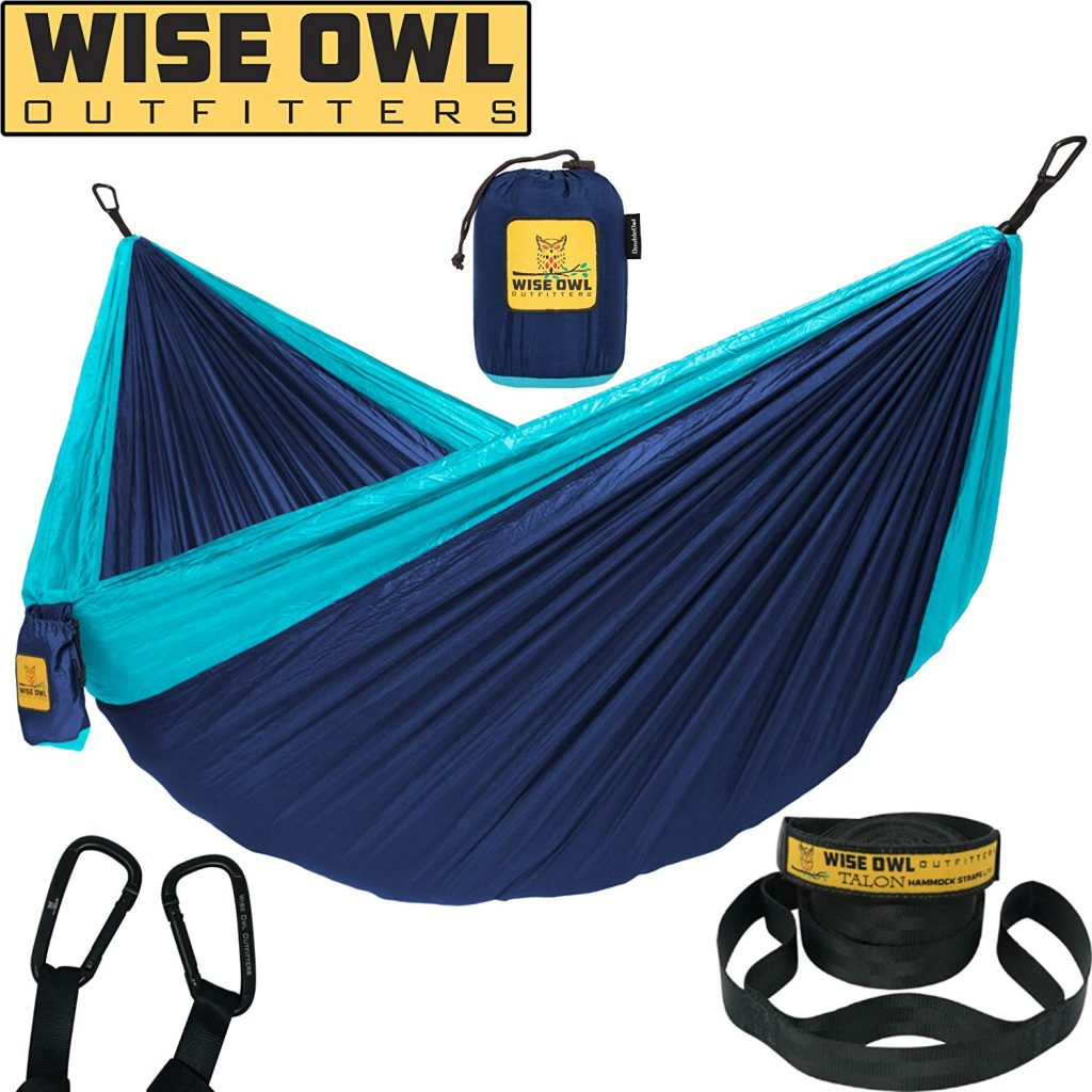 9. Wise Owl Outfitters Hammock