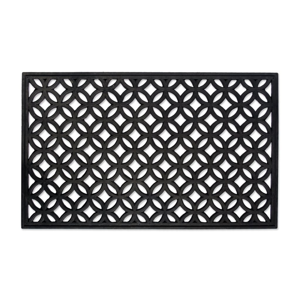 6. DII Indoor Outdoor Rubber Doormat