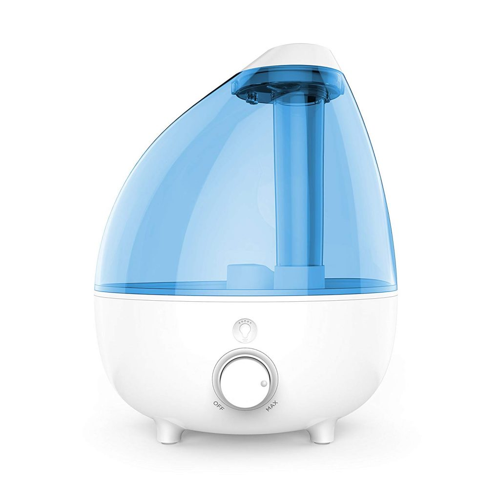 9. MistAire XL Ultrasonic Cool Mist Humidifier