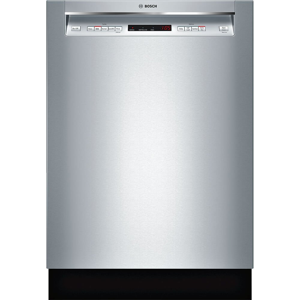 3. Bosch 300 series full console dishwasher