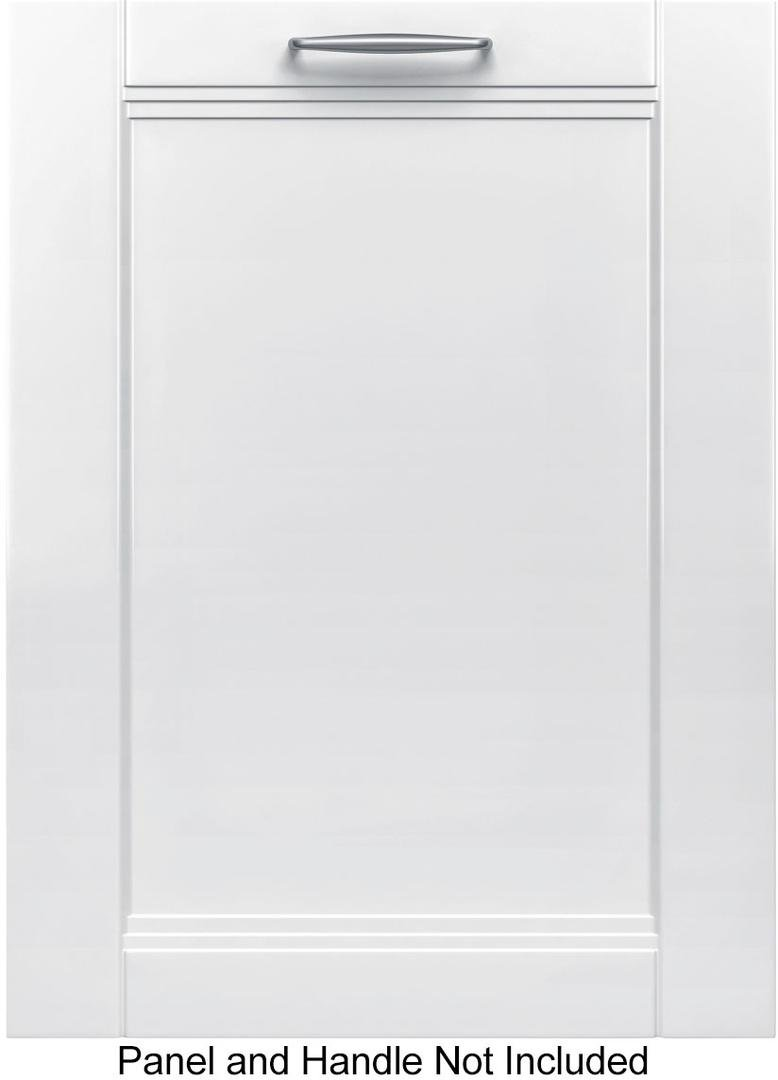 4. Bosch 800 series fully integrated dishwasher