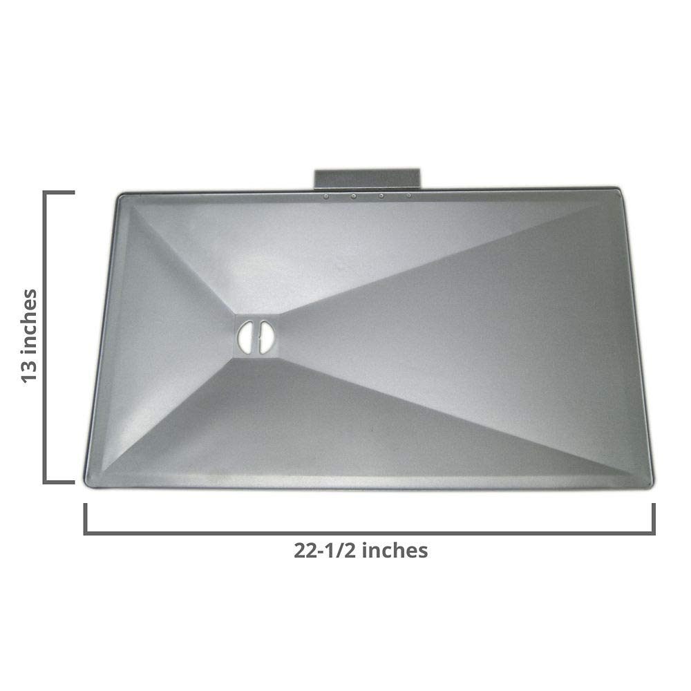 4. Kenmore gas grill tray