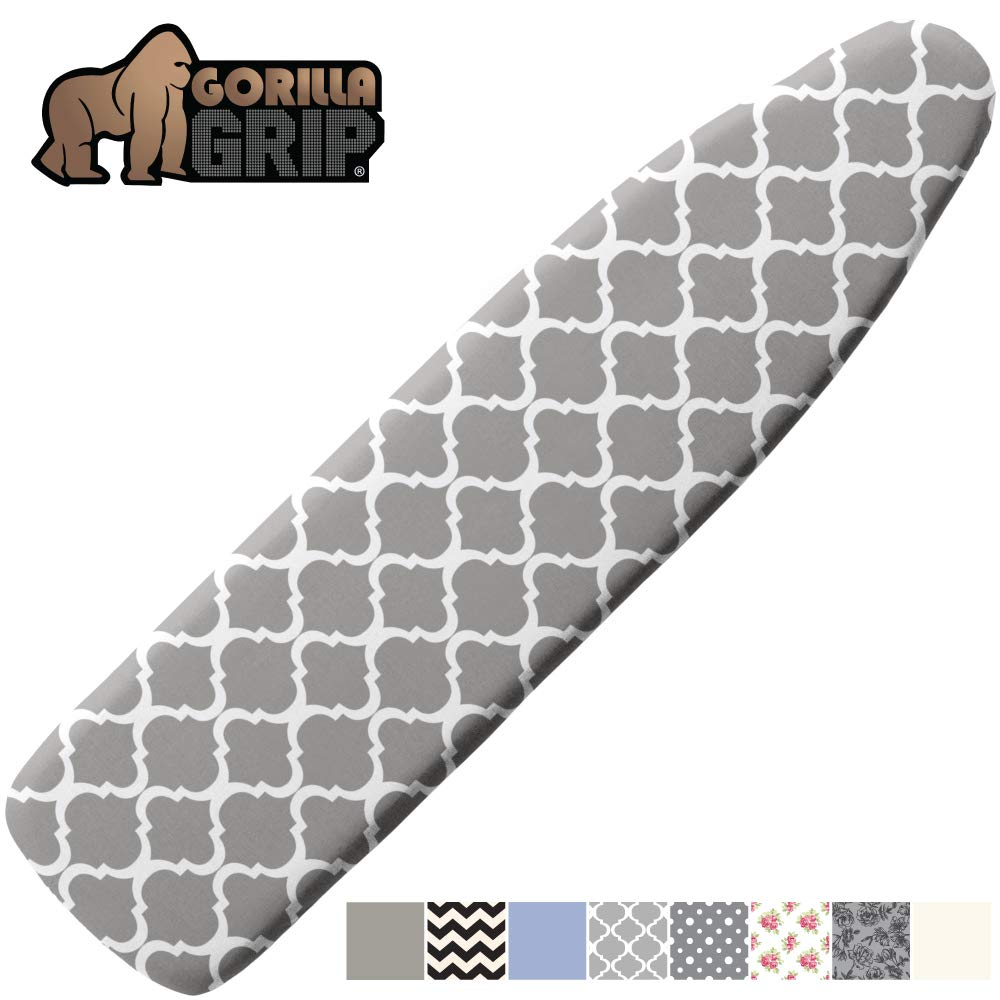 5. GORILLA GRIP Ironing Board Cover