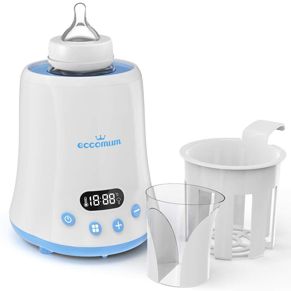 7. Baby Bottle Warmer by eccomum