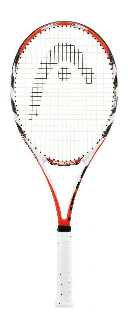 5. HEAD MicroGel Tennis Racquet