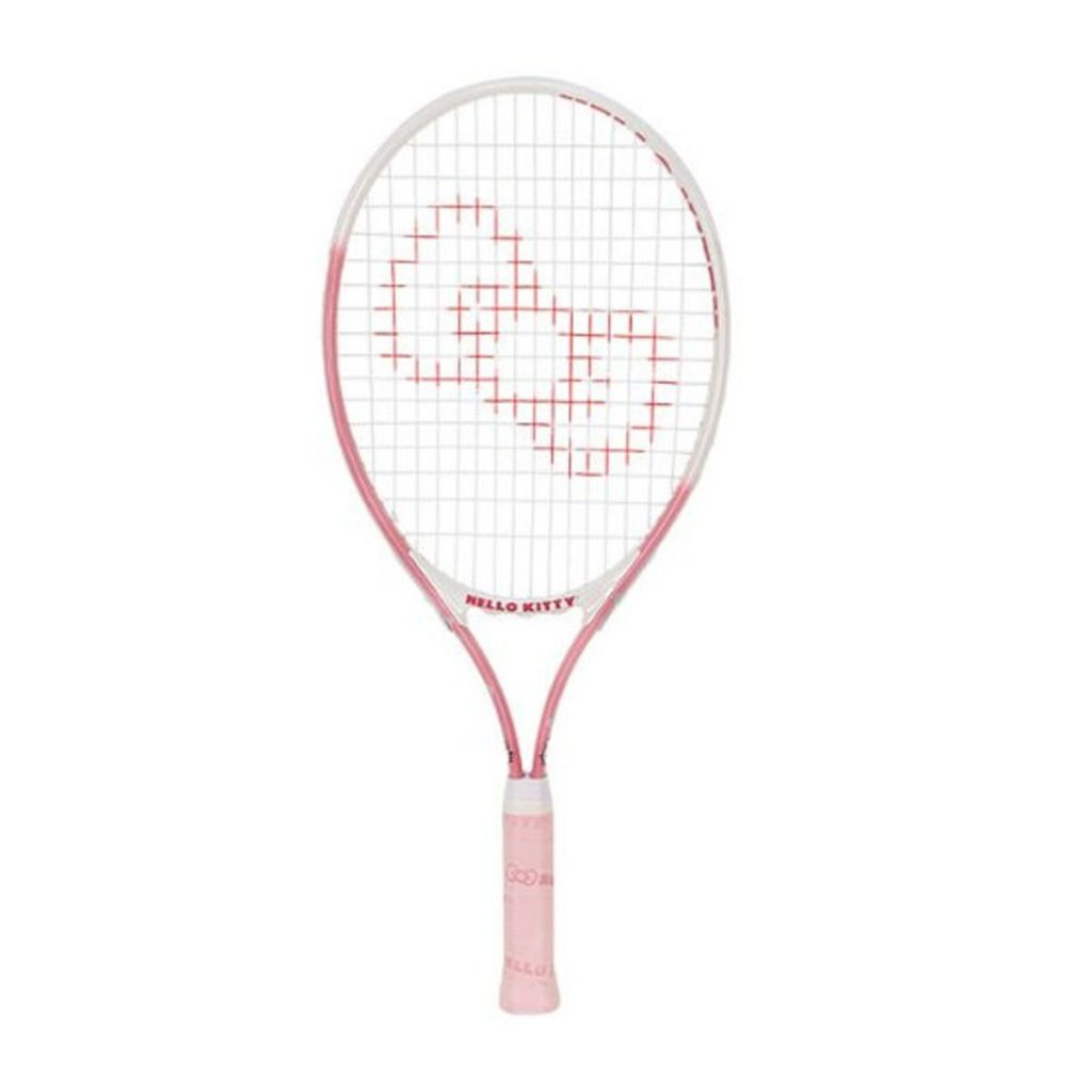 10. Hello Kitty Junior Tennis Racquet