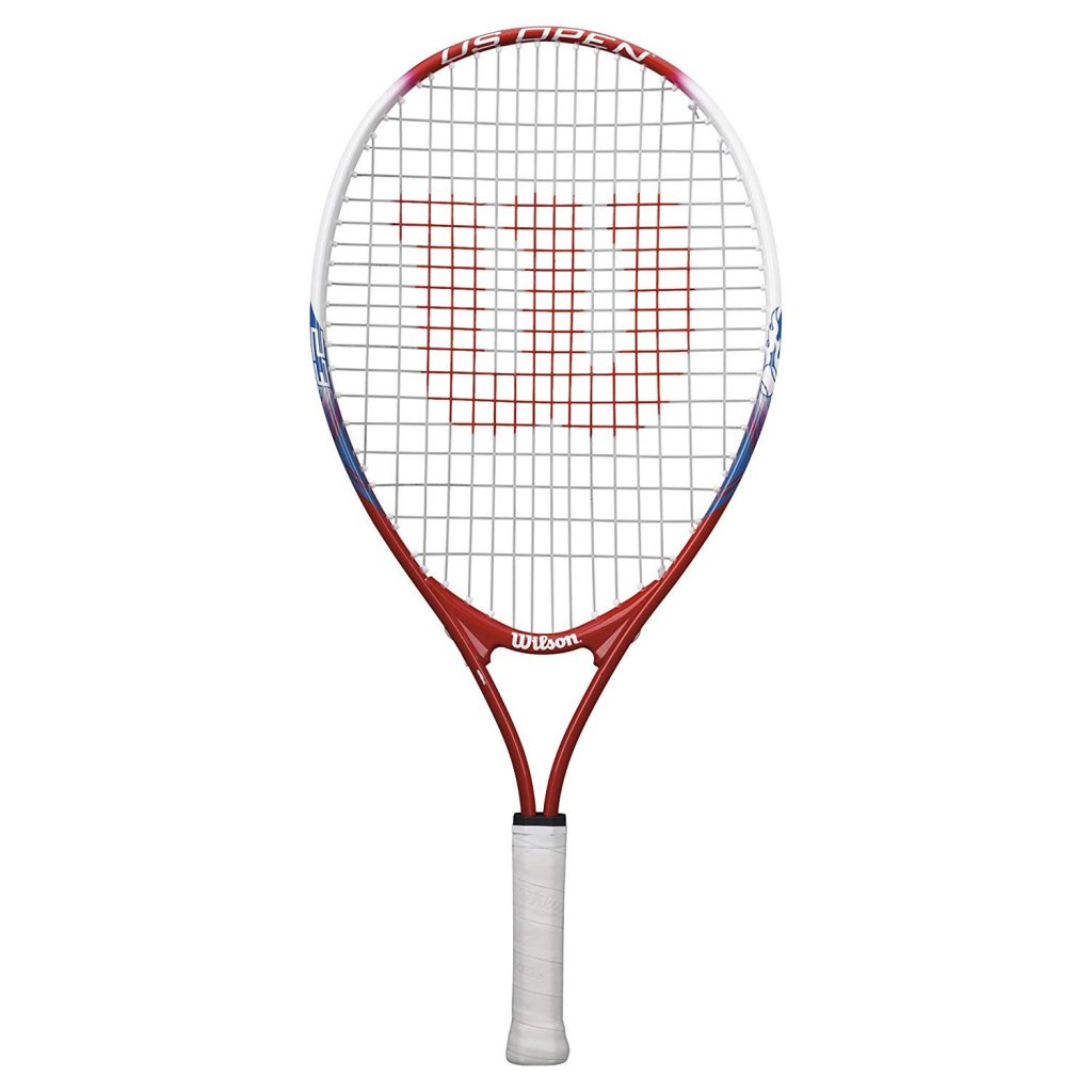 1. Wilson US Open Junior Tennis Racquet