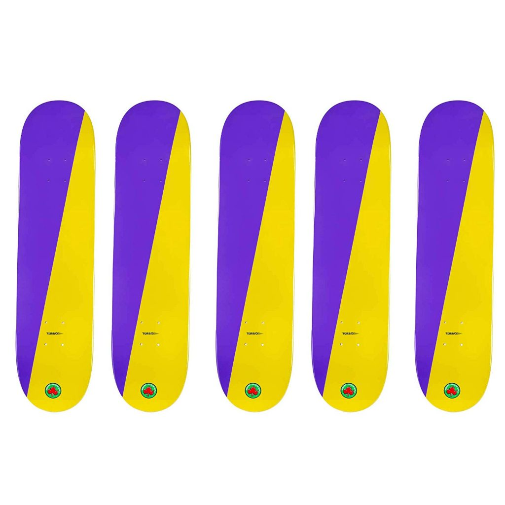 5. Blank Skateboard Decks by Cal 7