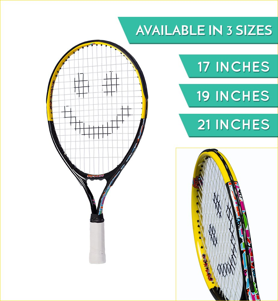9. Street Tennis Club Rackets