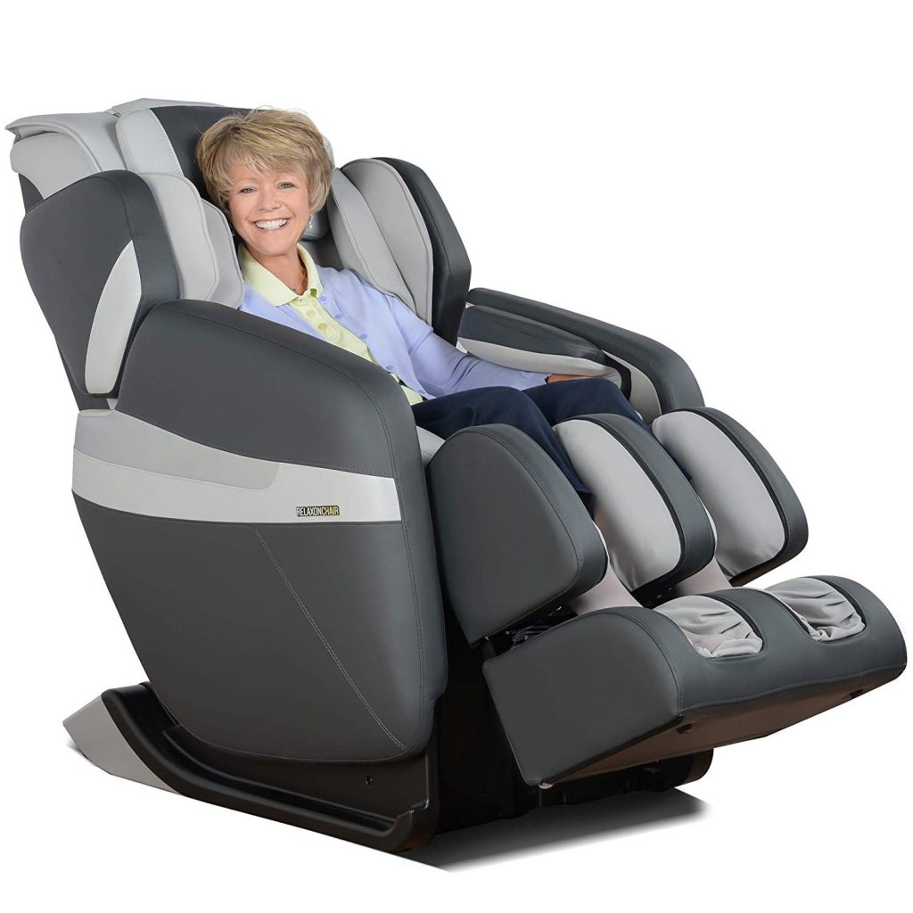 7. RELAXONCHAIR Full Body Massage Chair