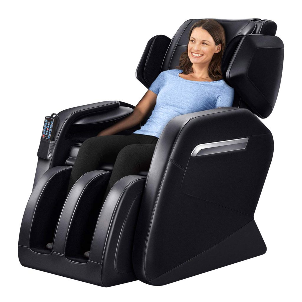 8. Full Body Electric Massage Chair by Sinoluck