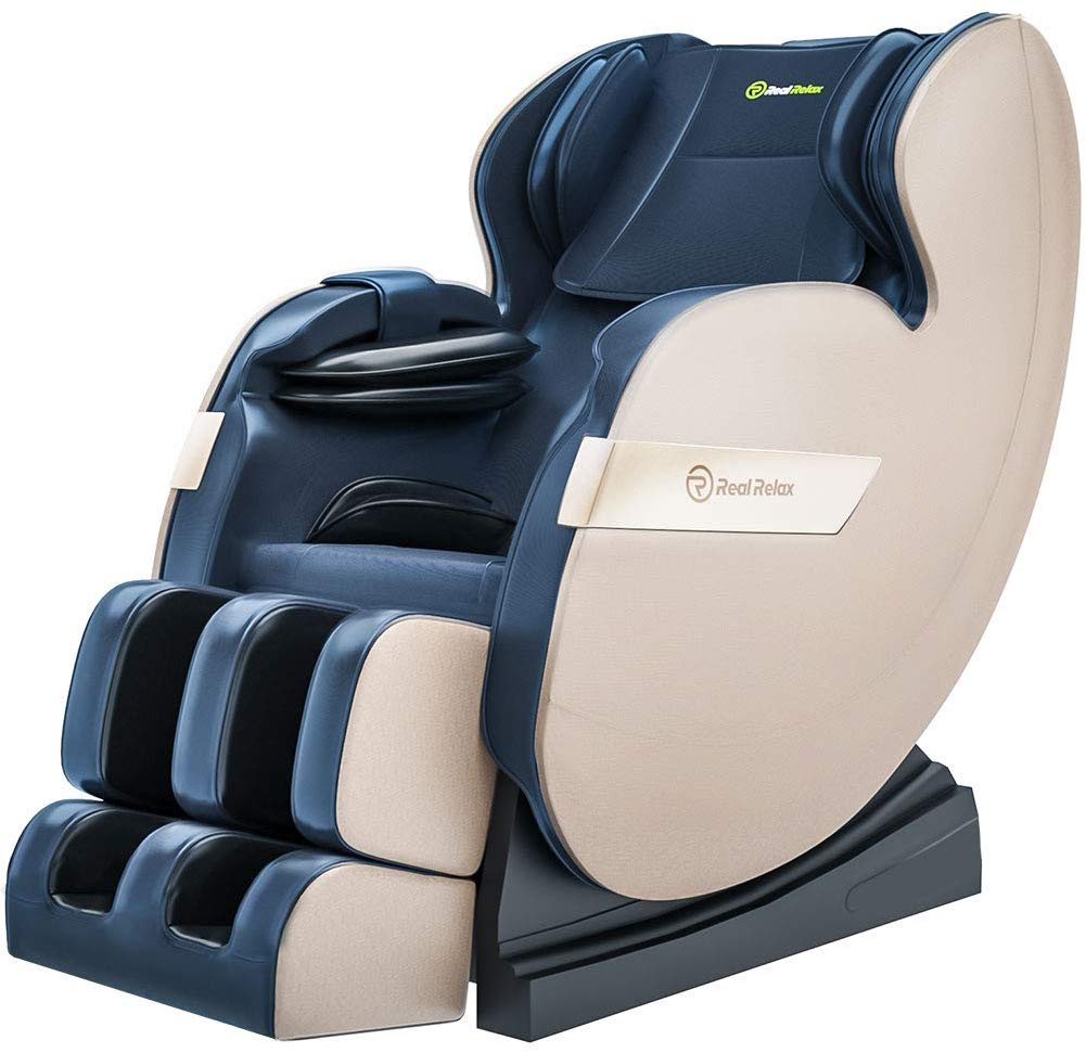 1. Real Relax Massage Chair