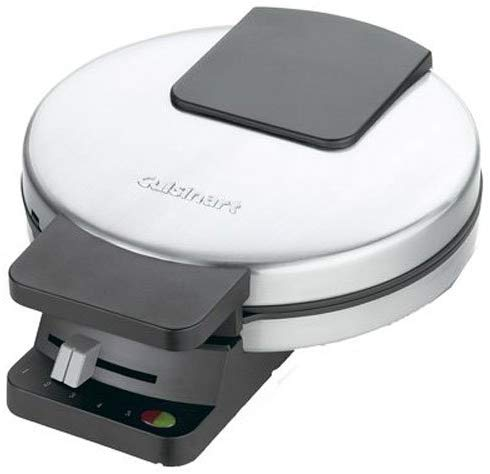 7. Round Classic Waffle Maker by Cuisinart