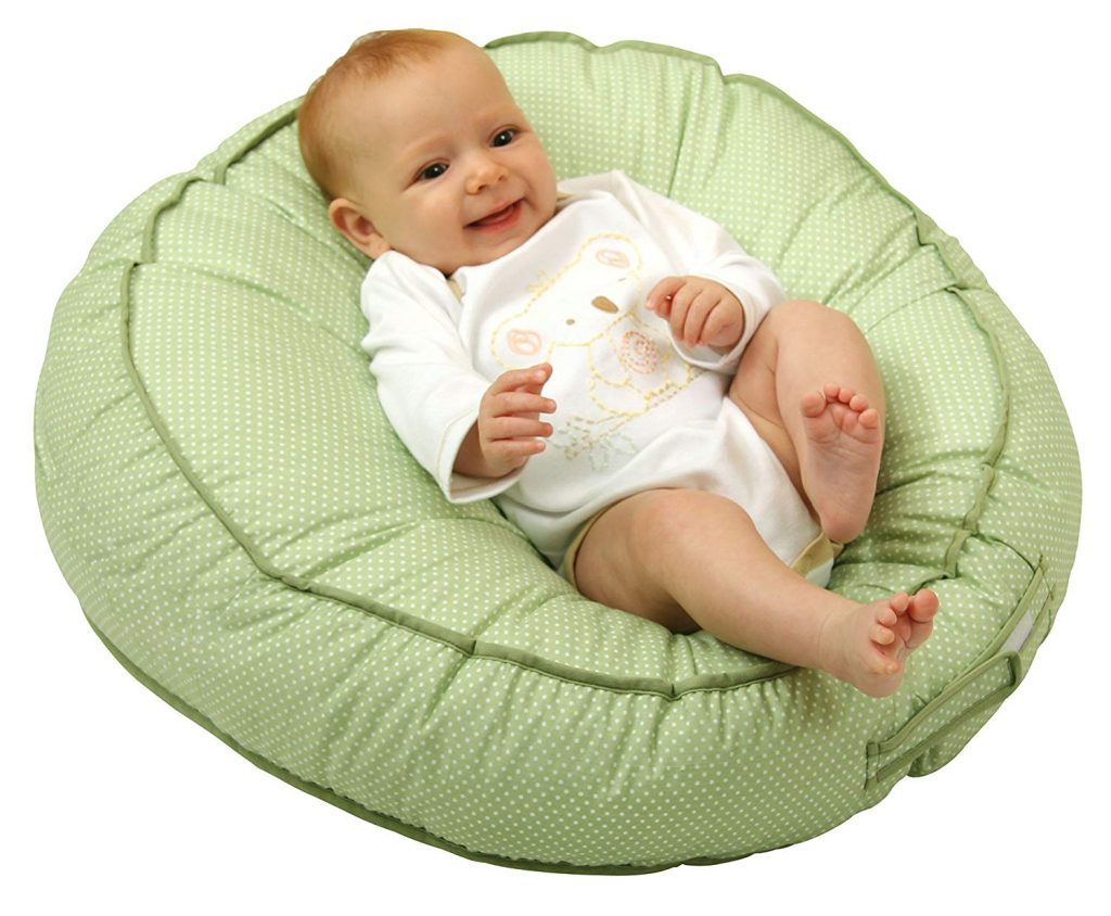 1. Leachco Podster Infant Seat Lounger